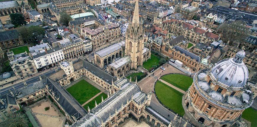 Universiteit van Oxford