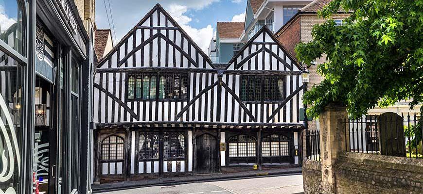 Colchester, de oudste stad van Engeland