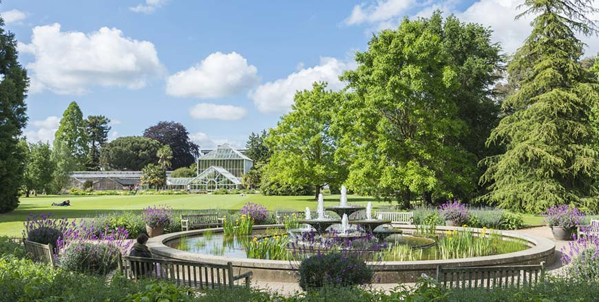 Cambridge University Botanic Gardens